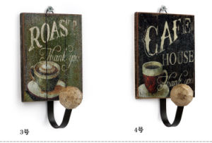 10*17cm Metal Wall Hooks & Antique Wall Coat Hook pictures & photos
