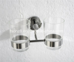2017hot Stainless Steel Bathroom Accessory Double Tumbler Holder (Ymt-1810) pictures & photos