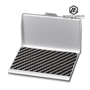Wholesale Fancy Business Card Holders Stainless Steel, Carbon Fiber Card Holder pictures & photos