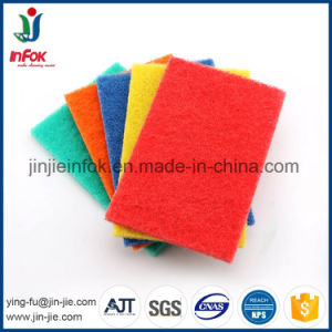 (YF-SC28) Kitchen Cleaning Medium-Duty Scouring Pad pictures & photos