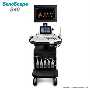 Cheaper Than Mindray DC 70 Sonoscape S40 Model Advanced 4D Ultrasound Machine pictures & photos