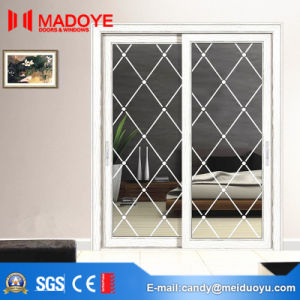 Thermal Break Glass Sliding Door for Living Room pictures & photos