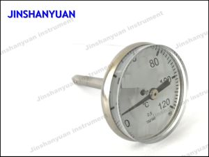 Bt-008 Stainless Steel Bimetal Thermometer/Russia Type Thermometer pictures & photos