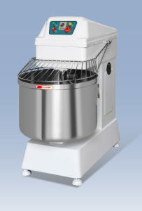 Economical Europe Two Speed Spiral Dough Mixer Restaurant Catering Equipment pictures & photos
