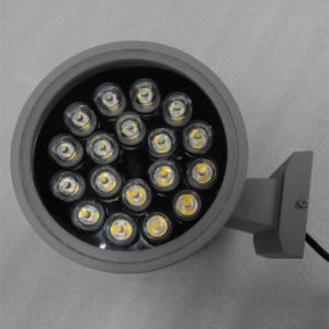 Yellow LED up Down Cylinder Waterproof Wall Sconce Wall Light Lamp Outdoor Lighting Fixture pictures & photos