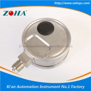 High Quality All Stainless Steel Pressure Gauge pictures & photos