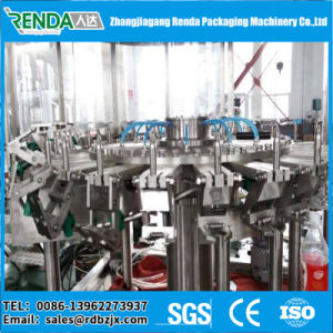 Automatic Pet Bottle Soda Making Plant / Carbonated Drink Filling Machine pictures & photos