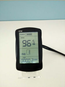 S700 Electric Bike Meter and Electric LCD Display with Ce pictures & photos