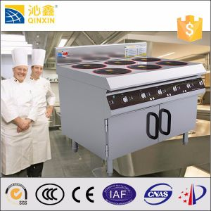 2017 New Products Safe Induction Cooker (QX-P420) pictures & photos