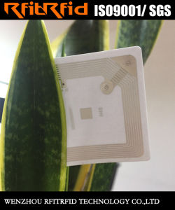 13.56MHz Programmable Anti-Fake Security RFID Label Tags pictures & photos