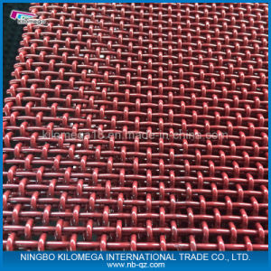 Top Quality Stainless Steel Crimped Wire Mesh for Mining Sieve Screen Mesh pictures & photos