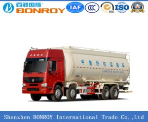 6*4 Powder/Cement Tank Truck pictures & photos