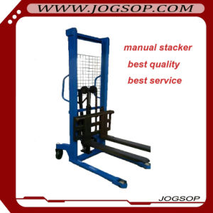 Manual Stacker 1016 Forklift 1000kgs pictures & photos
