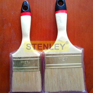 Paint Brush Wooden Handle Hight Quality