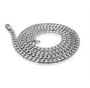 Link Chain Fashion Men Necklace Titanium Steel 5.0mm pictures & photos