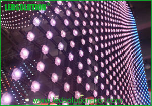 P40mm DOT Flexible LED Screen for Stage pictures & photos