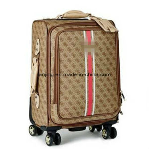 "Sport 18"" 8-Wheel Spinner Suitcase Carry-on Luggage pictures & photos"