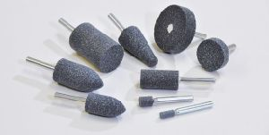 Abrasive Mounted Points on 3mm Shank pictures & photos