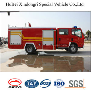 4ton Isuzu Popular Model Foam Firefighting Truck pictures & photos