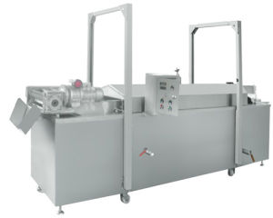 Automatic Heat Exchanging Frying Cooker pictures & photos