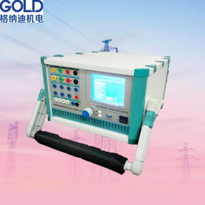 Three Phase Relay Protection Tester, Protection Relay Testing Equipment pictures & photos