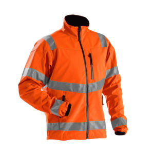 Reflective Safety Police Motorcycle High Visible Jacket pictures & photos