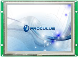 8 Inch 800*600 Resolution TFT LCD with Capacitive Touch Screen with RS232 pictures & photos