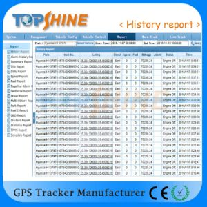 Vehicle Tracking and Fleet Management System GPRS01 Tracking Platform pictures & photos