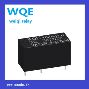 Miniature Size Power Relay for Household Appliances &Industrial Use 16A PCB Relay (WL115F) pictures & photos