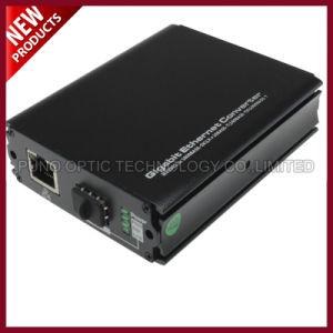 100Mbps Fiber Optical SC Type Gigabit Ethernet Media Converter pictures & photos