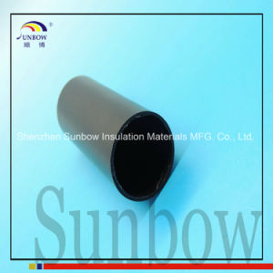 Cable End Protection Heat Shrink End Cap Adhesive Lined pictures & photos