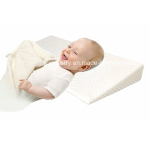 Safe Lift Baby Wedge Pillow for Crib pictures & photos