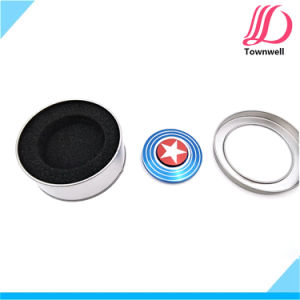 Captain America Design Cool Finger Toys Hand Spinner pictures & photos