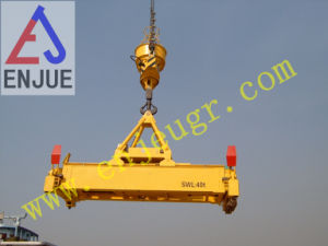 20FT 40FT Electric Hydraulic Rotating Telescopic Container Spreader Lifting Spreader pictures & photos