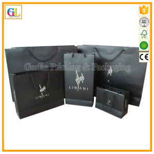 Cardboard Shopping Handled Bags Printing pictures & photos