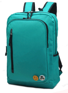 Light Blue Student Laptop Backpack Bag, Computer Shoulder Backpack Bag for Hobe, School, Ol pictures & photos