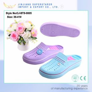 Women EVA Clogs Shoes Wholesale, EVA Clogs Casual Sandal Clogs pictures & photos