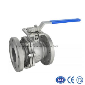Stainless Steel 150lb Flange Ball Valve pictures & photos