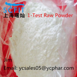 Legal Steroid 1-Test Base Powder for Skeletal Muscles Growth pictures & photos