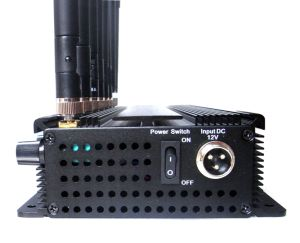 Adjustable 8 Antennas High-Power GPS/WiFi/315/433 Jammer pictures & photos