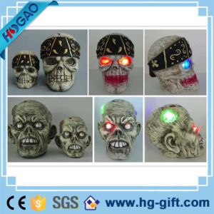 Human Anatomy Skull Replica 1: 1 Realistic Lifesize Resin Model Medical Halloween pictures & photos