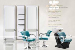 Popular High Quality Salon Furniture Shampoo Chair Barber Chair Salon Chair (P7085W) pictures & photos