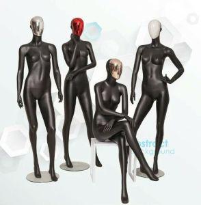 Fiberglass Mannequin Head (HD-Y) pictures & photos