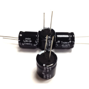 Aluminum Electrolytic Capacitor 2017 Topmay Popular Tmce02 pictures & photos