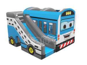 Inflatable Cool Bus Bouncer Jumping Castle for Playground pictures & photos