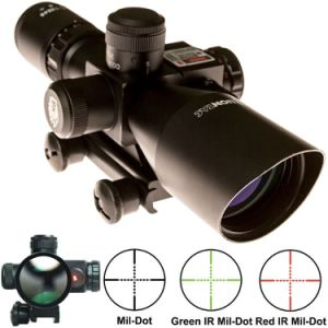 Tactical Optics Red/Green DOT Sight Scope pictures & photos