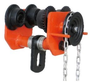Hand Trolley of Lifting Machinery, Construction Machinery pictures & photos
