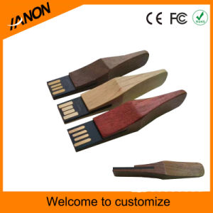 Wholesale Wood USB Pendrive with Three Colors pictures & photos