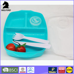 LFGB Plastic Container Lunch Box Bento Box pictures & photos