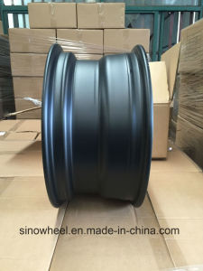 4X4 Steel Wheel Rim 15X8 PCD 5-130 pictures & photos